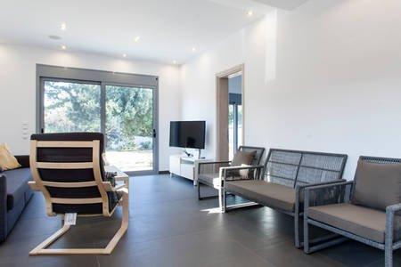 Villa Emiλia, holiday rental in Mononaftis