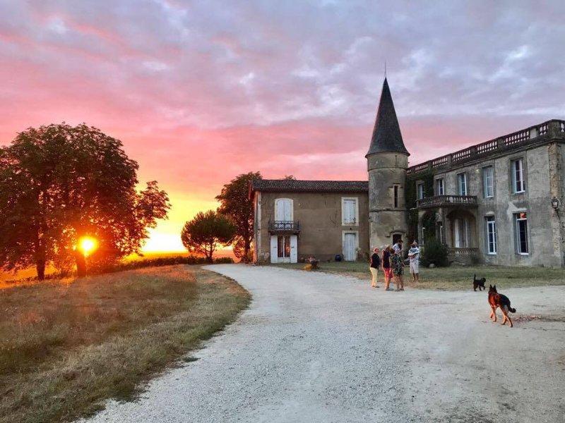 La Bastane - Gîte, holiday rental in Pujols-Sur-Ciron
