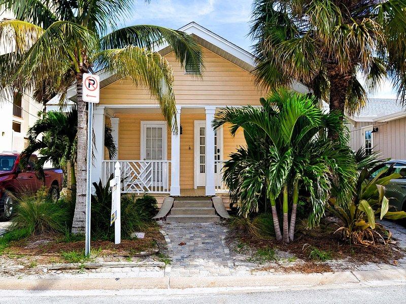 Seaside Cottage es el lugar de vacaciones perfecto.