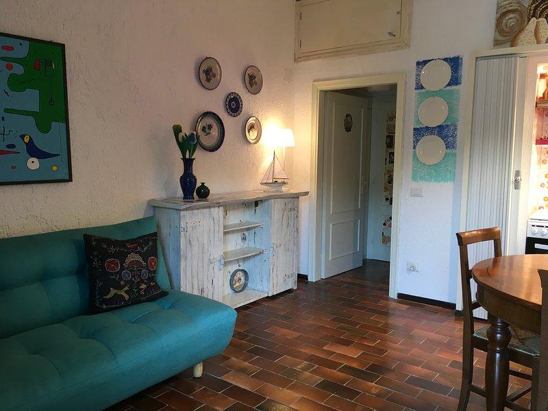 Annita al mare - a caccia di vento e di emozioni a Talamone, casa vacanza a Orbetello