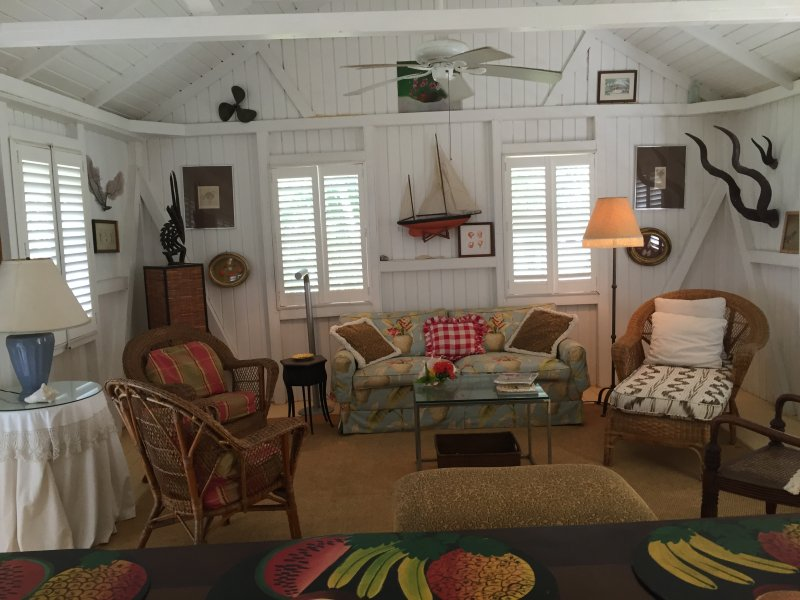 Seahorse Cottage, vacation rental in Nevis