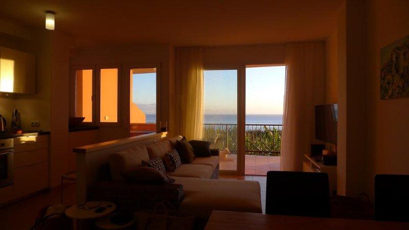 Vivienda Atlantico - stylische Wohnung in Tazacorte Borondon am Meer