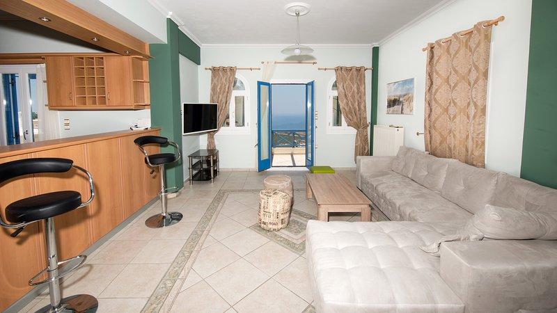 Liberty Apartment, location de vacances à Firostefani