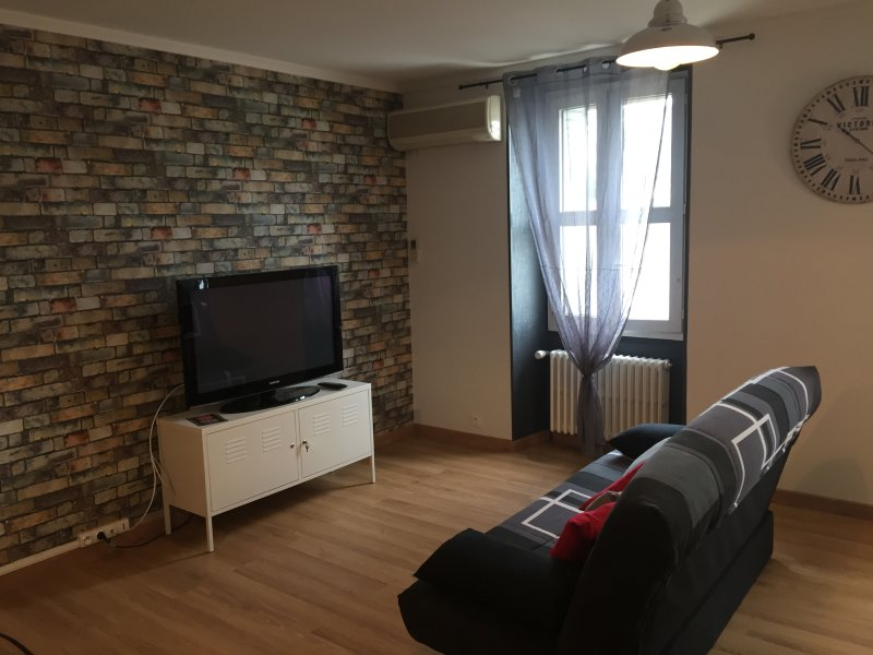 appartement rétro, holiday rental in Ambrault