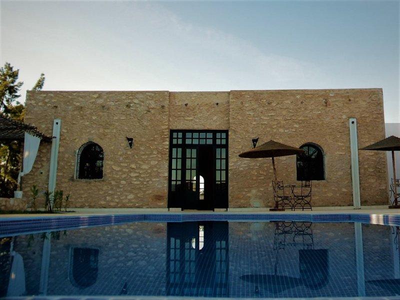 Libert'Art Essaouira Chambre Noire, location de vacances à Essaouira