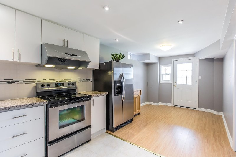 Absolutely beautiful walk-out basement apartment