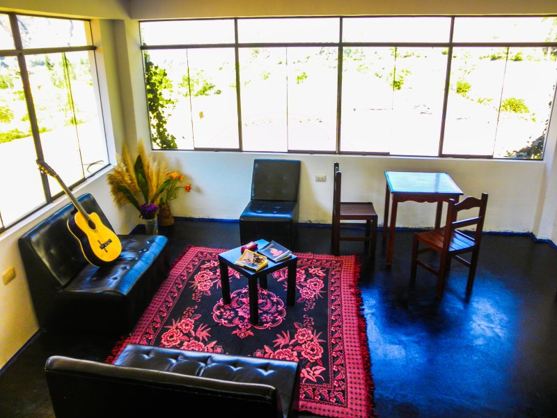 samay guest house, vacation rental in Aguas Calientes