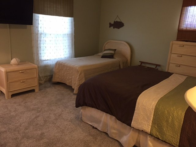 Tranquility room (queen & twin)