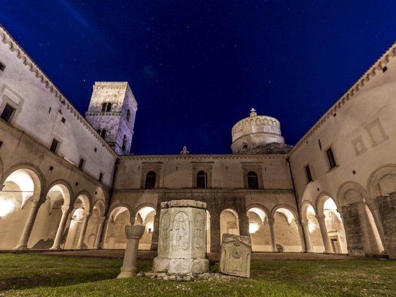 La Abadía de Montescaglioso