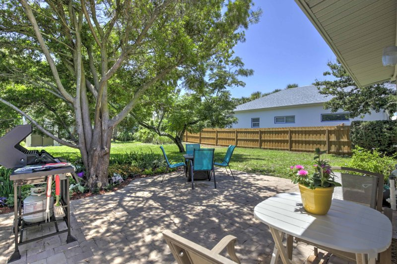 Explore New Smyrna Beach from this ideally located vacation rental home!