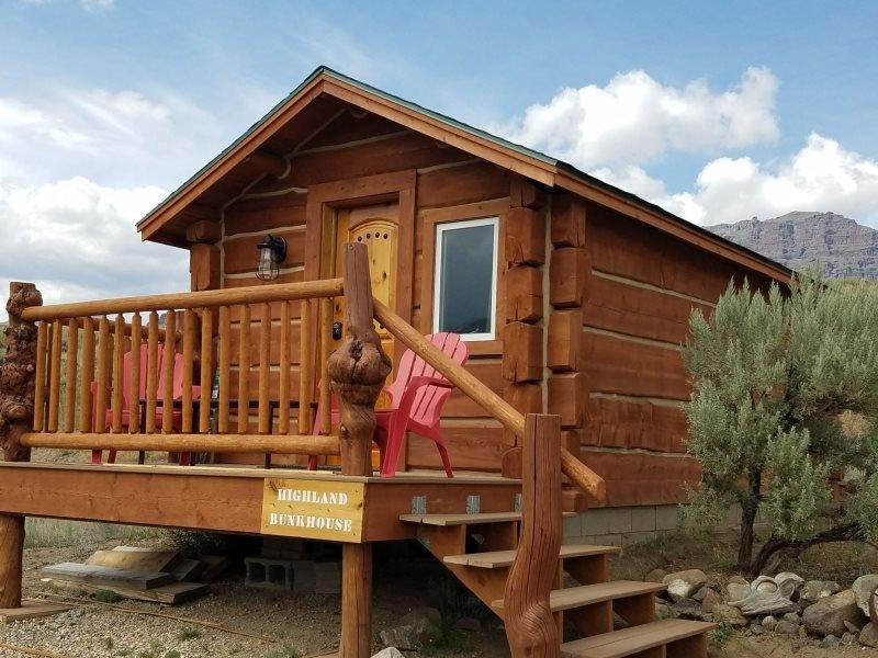 Highland Bunkhouse, vacation rental in Wapiti