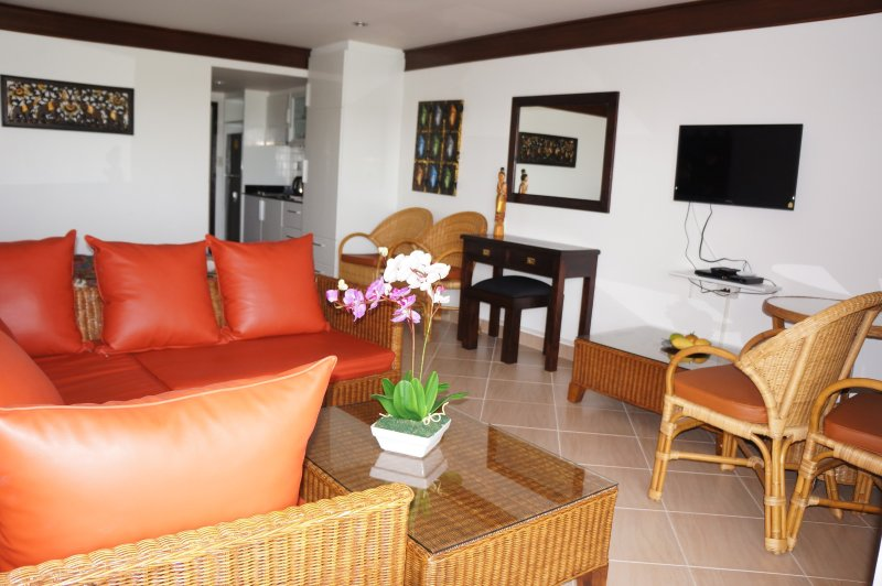 Deluxe apartment with kitchen in Resort, vacation rental in Rayong