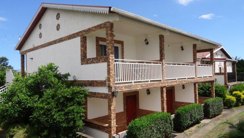 appartement T1 pour 2 personnes, location de vacances à Le Ouaki