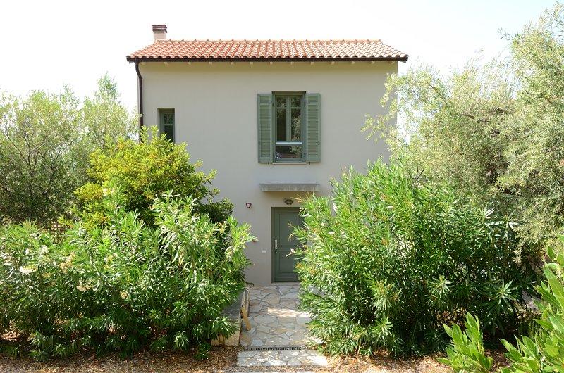 Villa 1 - Building
