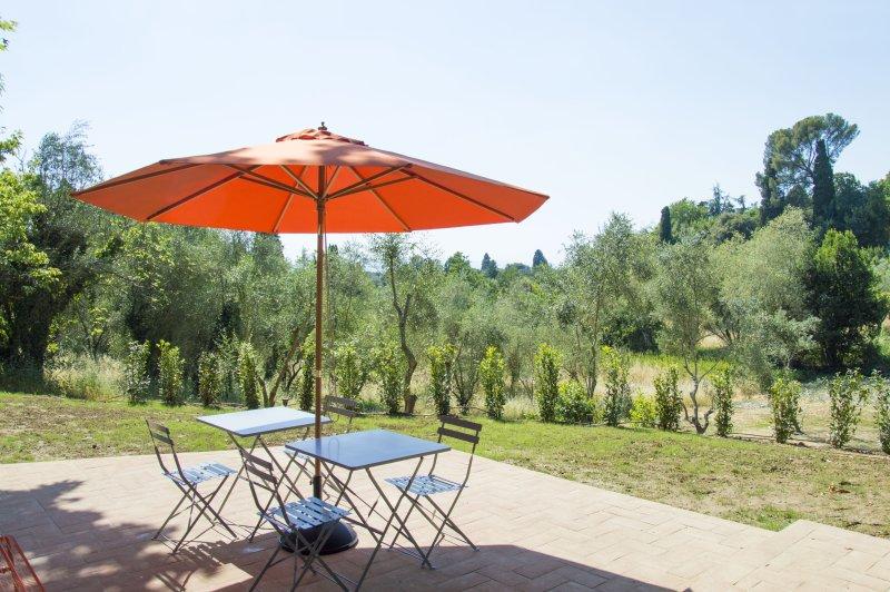 Appartamento tra gli olivi, location de vacances à Trespiano