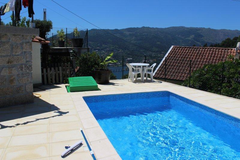 Casa para Vacaciones-Gerês, vacation rental in Campo de Geres