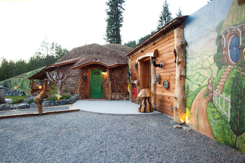 The Shire - Number 2 in the world of themed hotels.