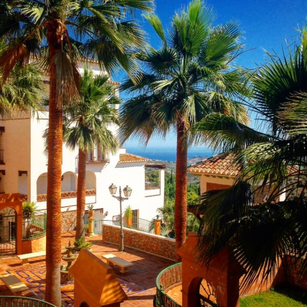 La Fuente, vacation rental in Frigiliana