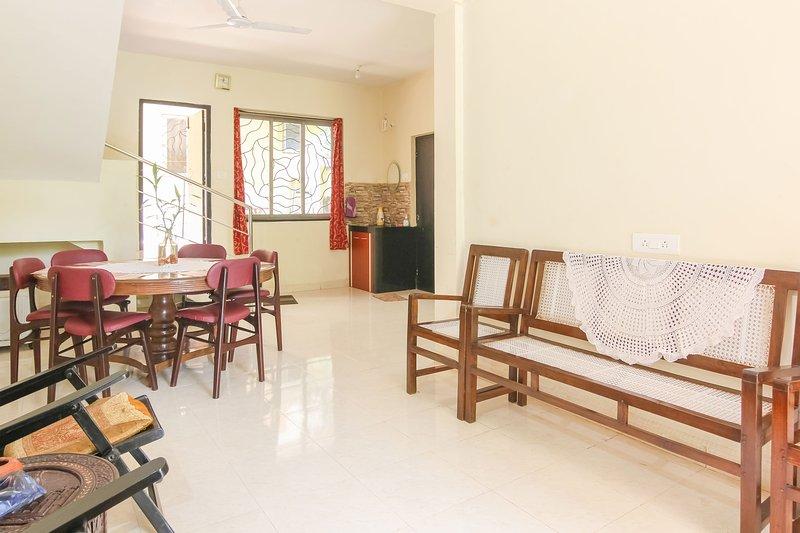 Pinto holiday villas - 3 bedroom villas Edwin in North Goa, vacation rental in Porvorim