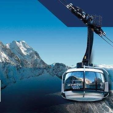 Teleferic SKYWAY and trips in our Region