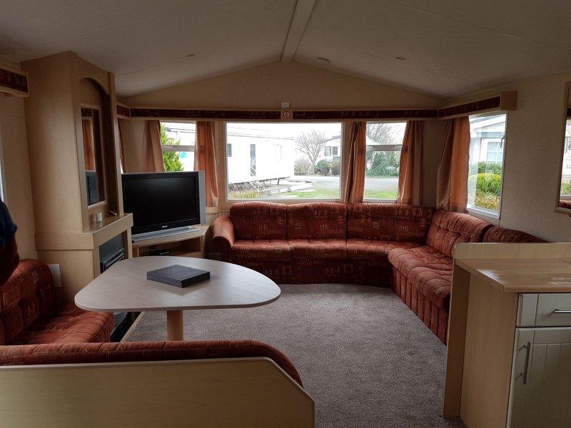 Skegness 8 berth holiday home, holiday rental in Friskney