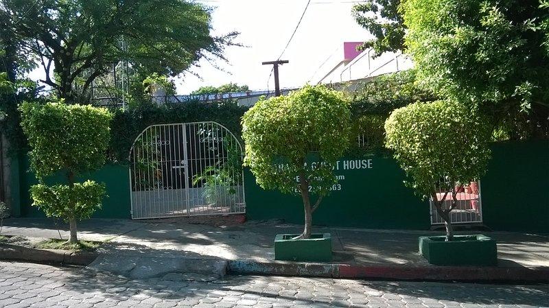 Habitaciones por noche., aluguéis de temporada em Managua Department