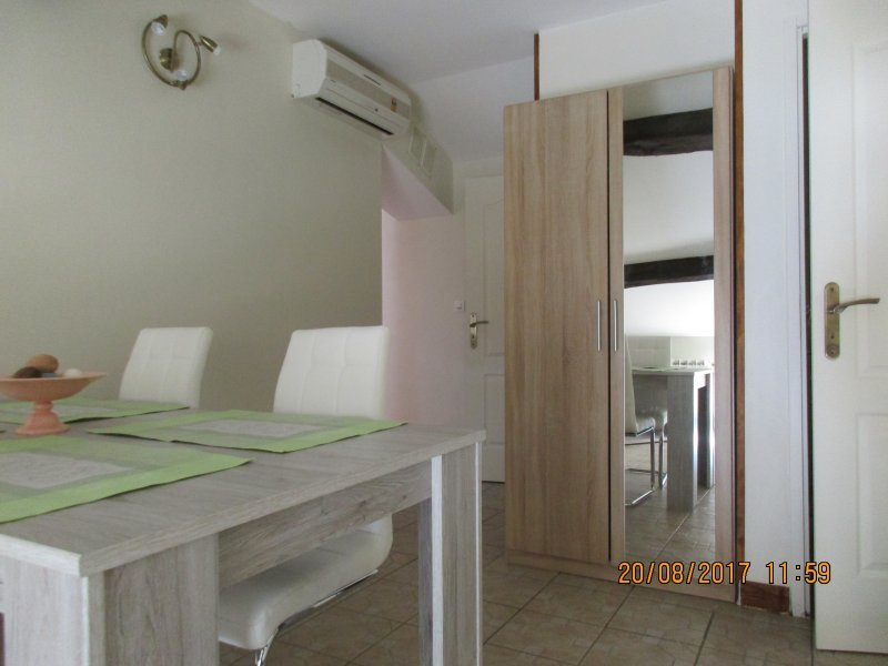 AIR CONDITIONED WITH DINING AREA