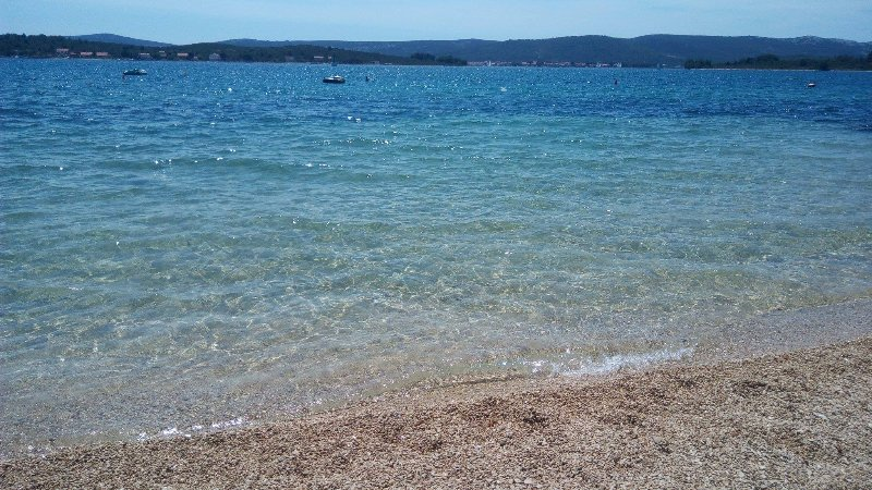 Apartman 10m from the beach Croatia, holiday rental in Turanj