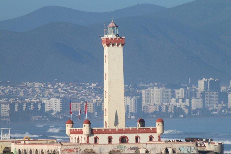 Maravilloso departamento de 2 dormitorios a pasos de la Playa y Casino de juegos, holiday rental in Coquimbo