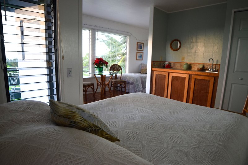 Kohala Country Haven Garden Room, vacation rental in Hawi
