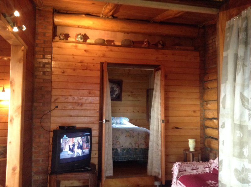 THE COUPLE'S THERAPY CABIN – semesterbostad i Poasito