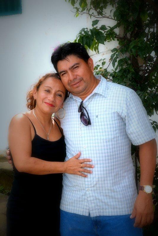 Rebeca & Fernando, déjà 5 ans, les gardiens!