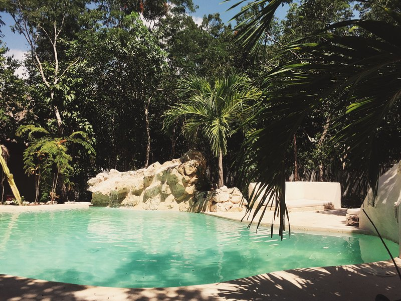 Jungle House II, vacation rental in Tulum