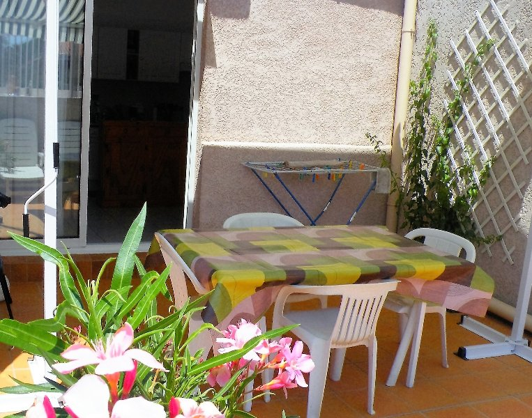 Appartement au Clos de Saint-Cyprien, holiday rental in Saint-Cyprien-Plage