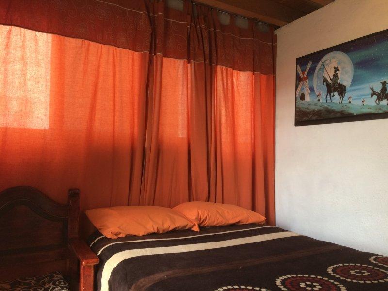 Habitación doble, location de vacances à Guanajuato