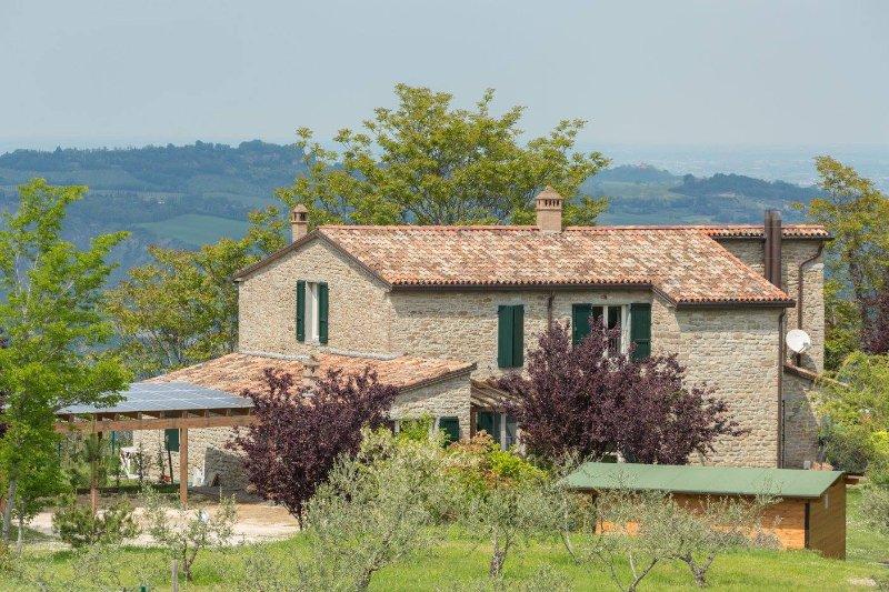 B&B IL SOGNO camera Solchiaro, vacation rental in Province of Forli-Cesena