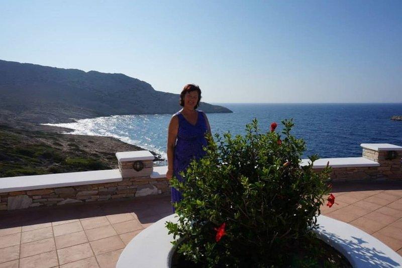 AEGEAN VILLAS IOS PLAKOTOS:VILLA LOVE, holiday rental in Milopotas