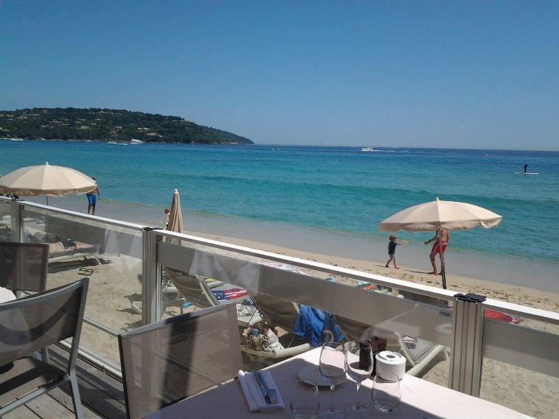 beach - Restaurant with sea views and beach