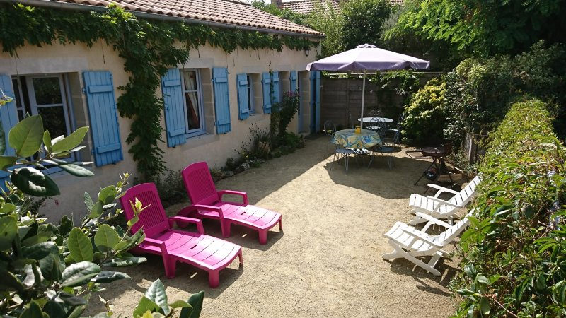 Maison du Gabelou **** Classée Tourisme, vacation rental in Vendee