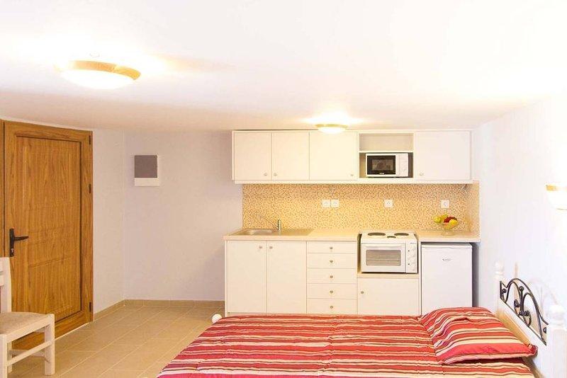 AEGEAN APARTMENT POOL, holiday rental in Milopotas