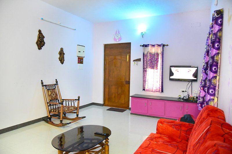 Green Garden Residency, Ferienwohnung in Pondicherry