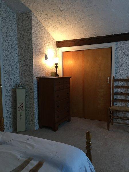 Segundo piso de la habitación los huéspedes