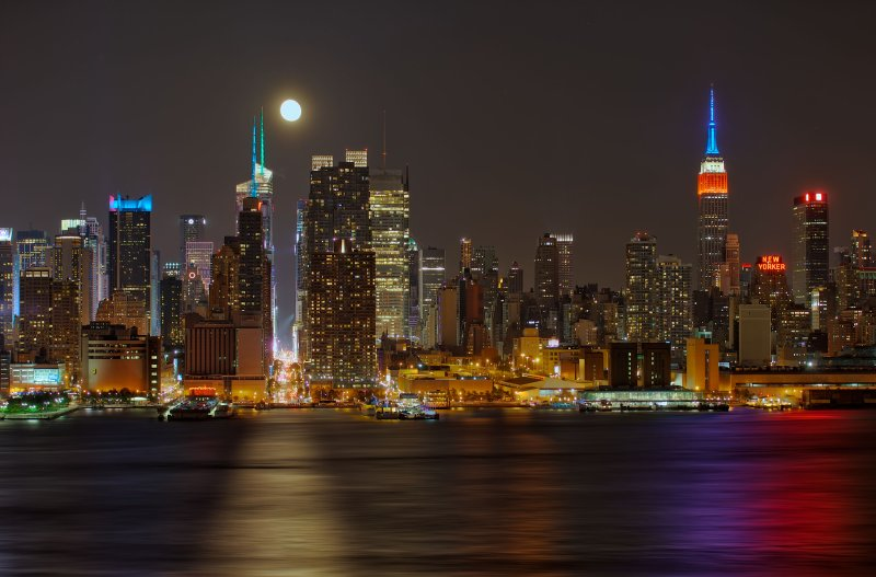 Minutes from Times Square, alquiler vacacional en Weehawken