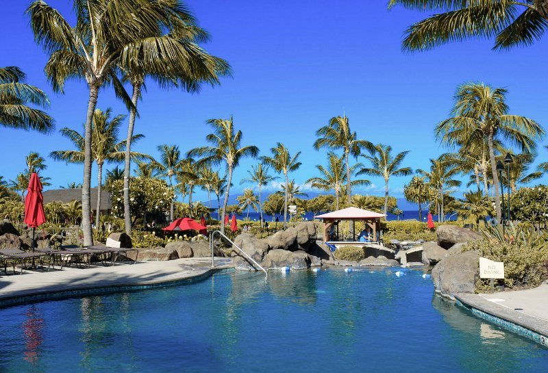 Honua Kai's 4 pools offer plenty of fun for everyone