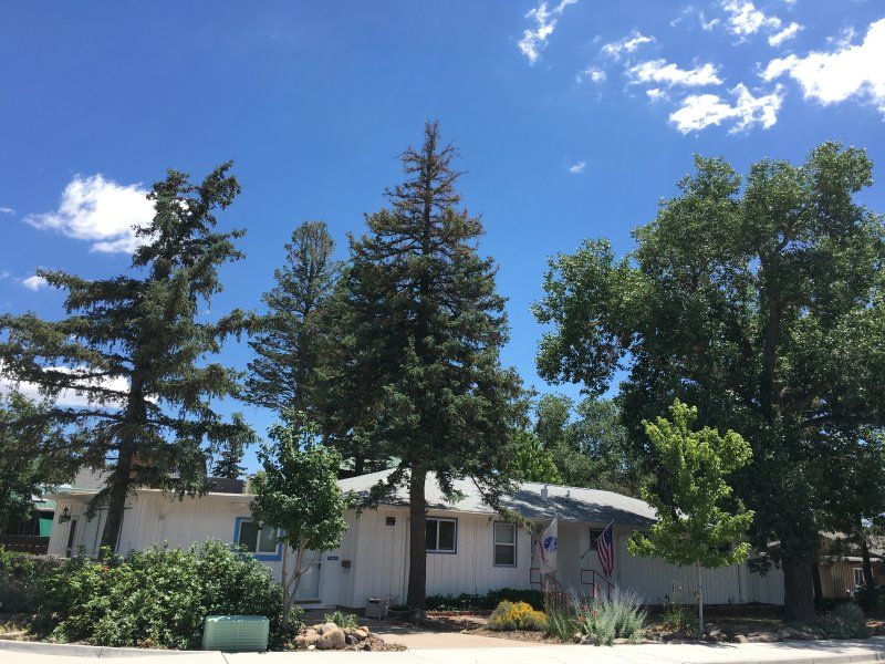 Canyon Inn Downtown - Room #1, holiday rental in Espanola