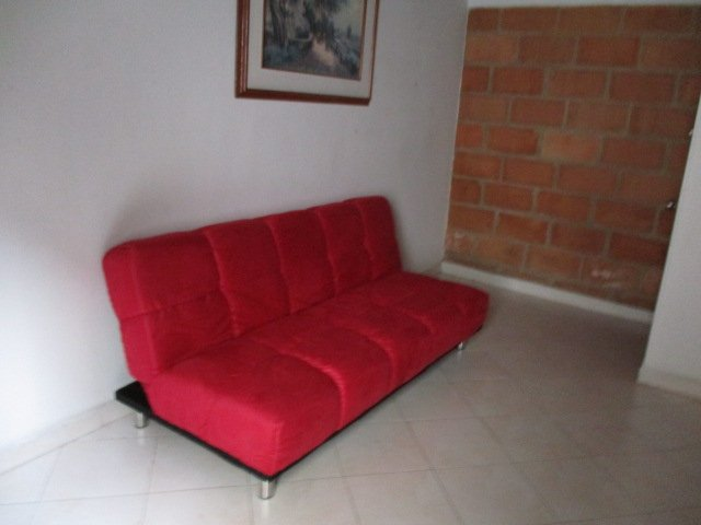 Sofa bed in loungs