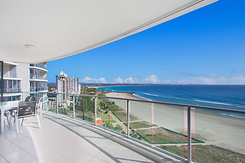 Reflections On The Sea Unit 1501a - Amazing ocean and coastline views, vacation rental in Gold Coast