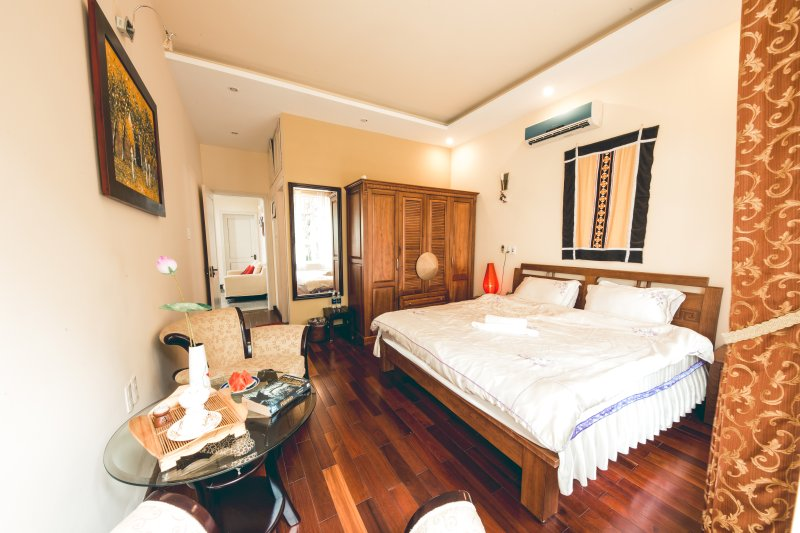 HillSide Homestay Hue - Silk Room, holiday rental in Hue