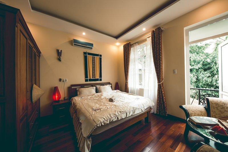 Comfort bed