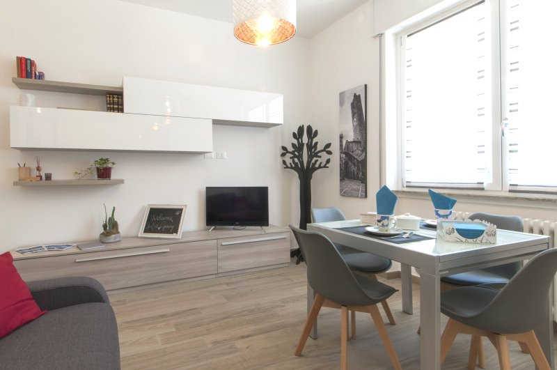 Conca d'Oro Apartment - Ai piedi di Città Alta, holiday rental in Sorisole